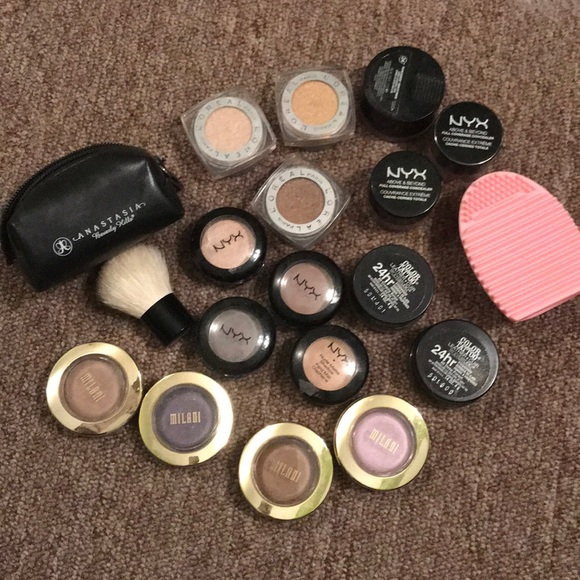 Makeup Mix Of New And Gently Used Products Poshmark